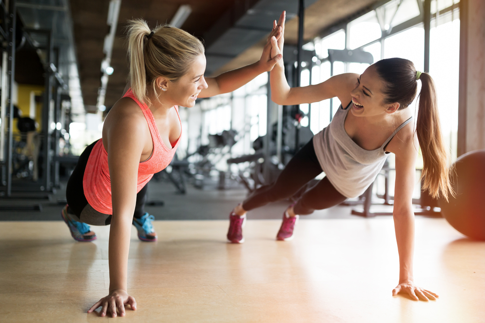 fitness set dames